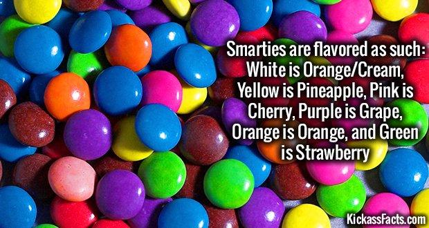 1033 Smarties
