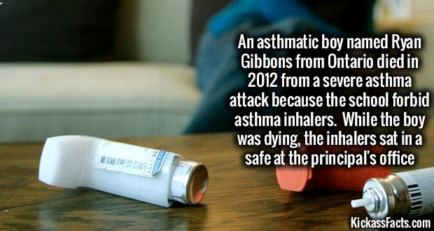 1054 Ryan Gibbons Asthma