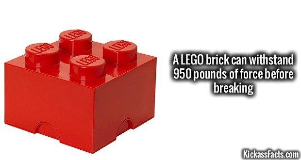 1064 LEGO brick