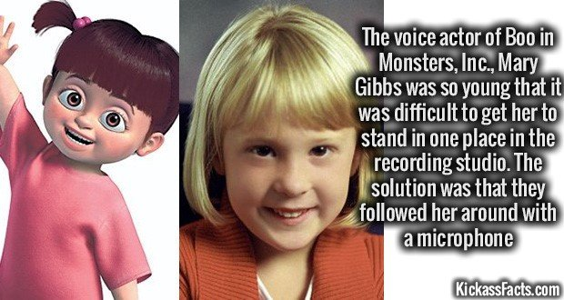 1076 Mary Gibbs Monsters Inc Poo