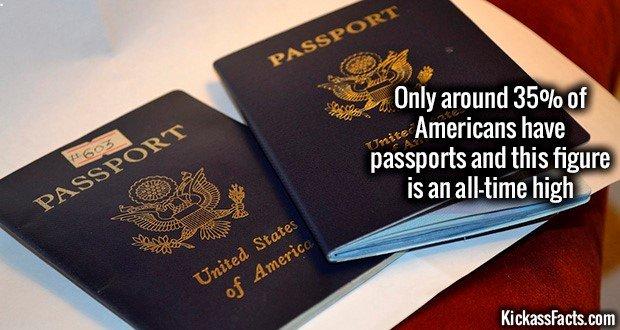 1077 American Passport