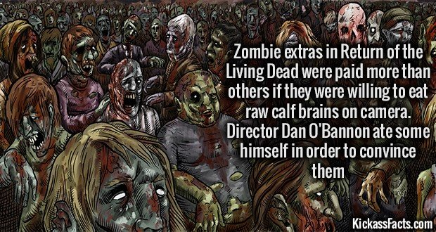 1094 Return of the Living Dead Zombies