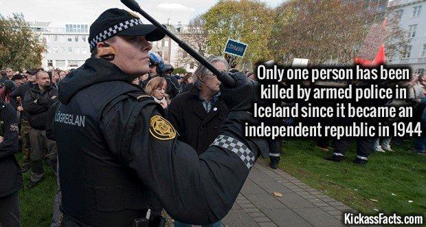 1197 Iceland Police