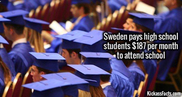 1208 Sweden High School