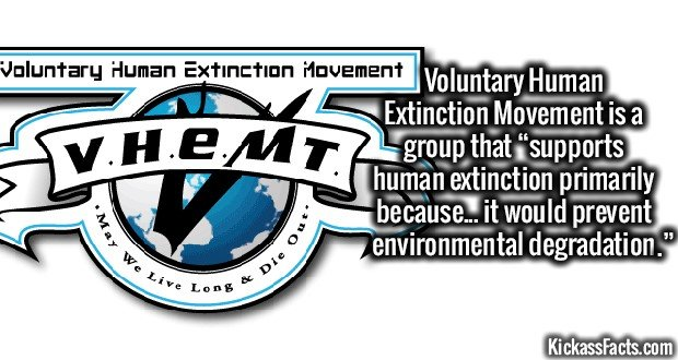 1216 Voluntary Human Extinction Movement