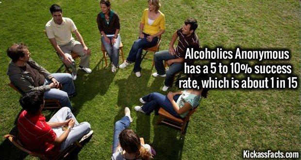 1218 Alcoholics Anonymous