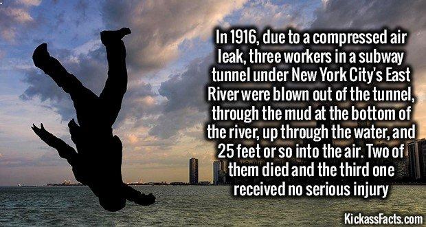 1233 Man Falling from Sky