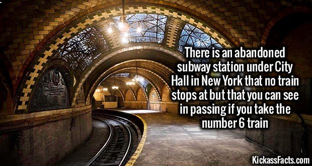 1234 City Hall Abandoned Station