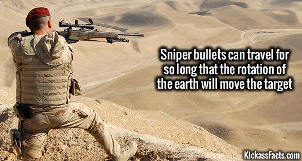 1239 Sniper bullets