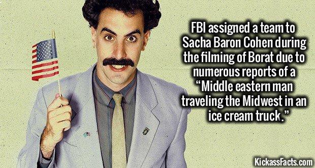 1248 Sacha Baron Cohen Borat