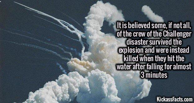 1304 Challenger disaster