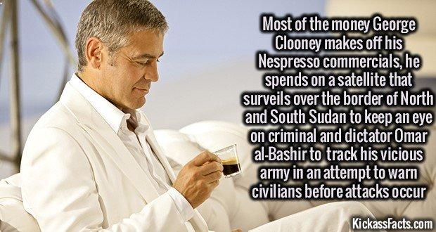 1309 George Clooney Nespresso