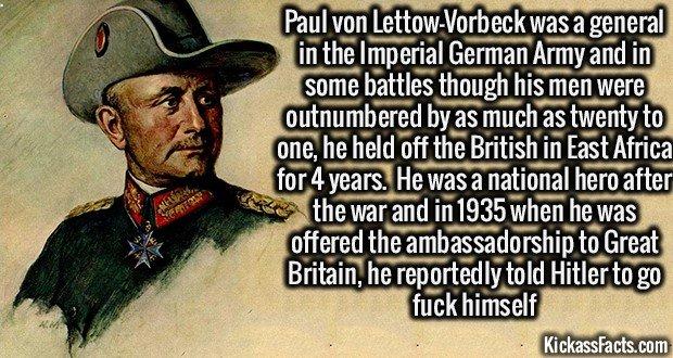 1350 Paul von Lettow-Vorbeck