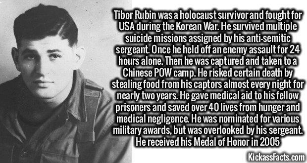 1360 Tibor Rubin