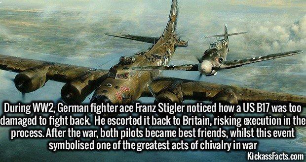 1367 Franz Stigler