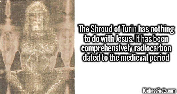 1368 Shroud of Turin
