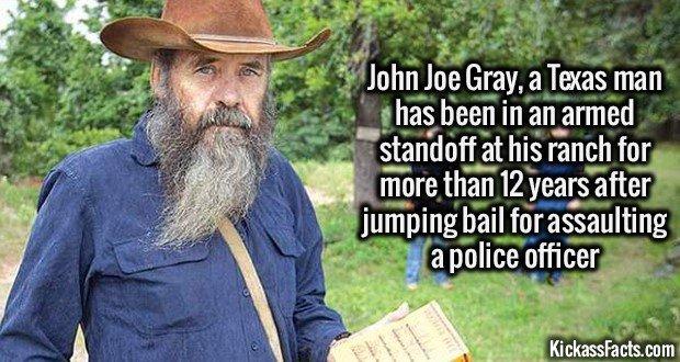 1369  John Joe Gray