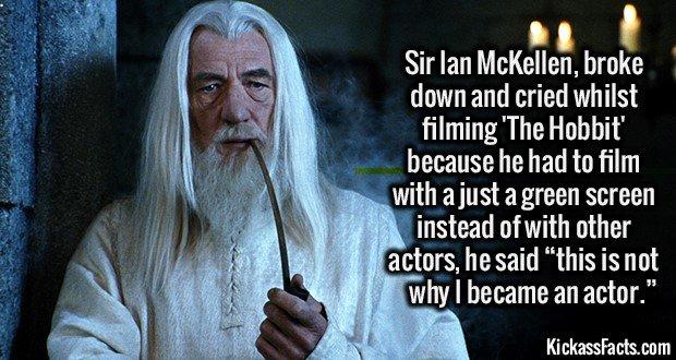 1374 Sir Ian McKellen
