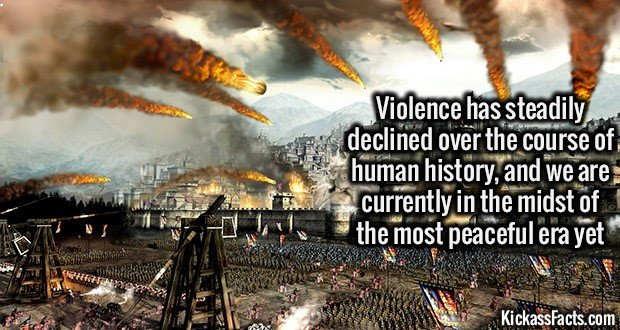 1385 Violent History