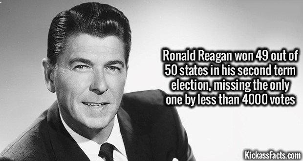 1394 Ronald Reagan