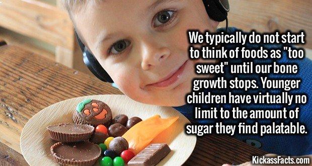 1414 Children Eating Sugar