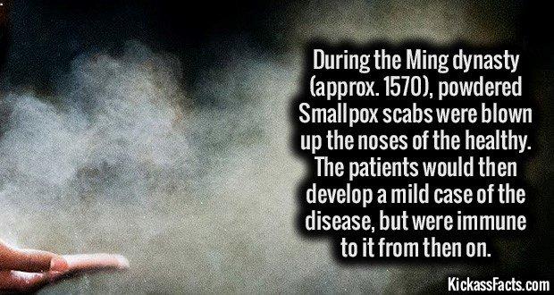 1417 Smallpox Powder