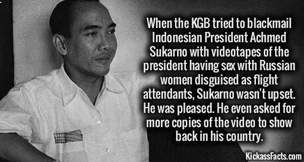 1419 Achmed Sukarno