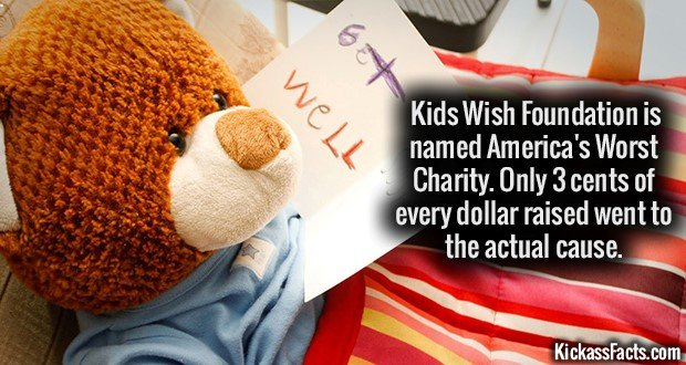 1423 Kids Wish Foundation
