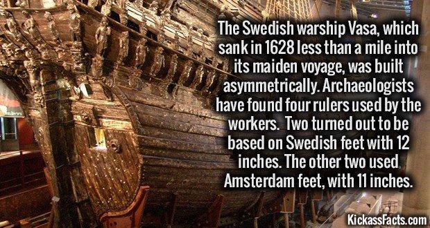 1432 Swedish warship Vasa