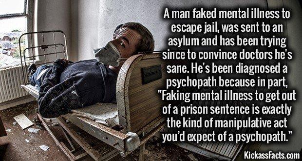 1441 Mental Patient