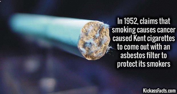 1443 Kent Cigarettes