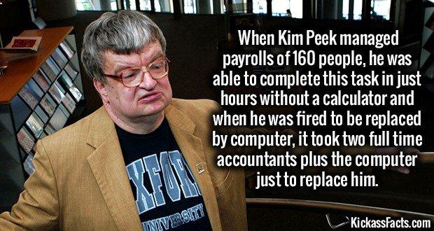 1484 Kim Peek