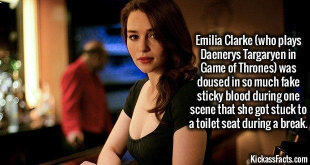 1499 Emilia Clarke