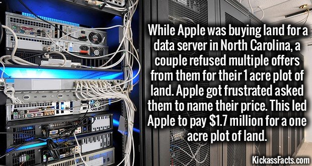 1503 Apple Datacenter