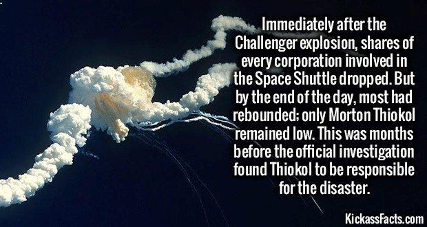 1507 Challenger explosion