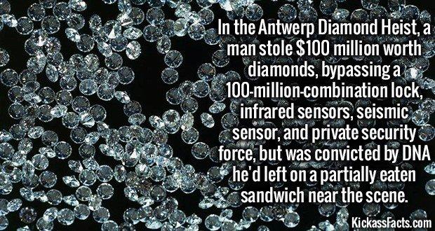 1523 Antwerp Diamond Heist