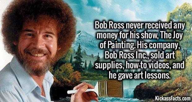 1741 Bob Ross