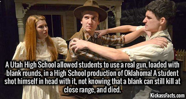 1744 Oklahoma School Drama
