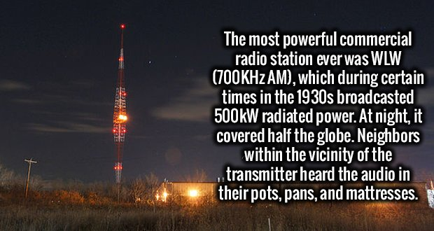 1750 WLW Radio Station