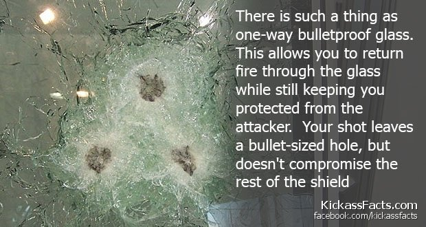 41Bullet Proof Glass