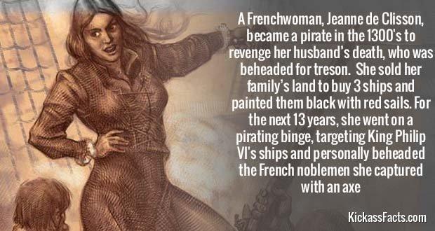 448Jeanne de Clisson
