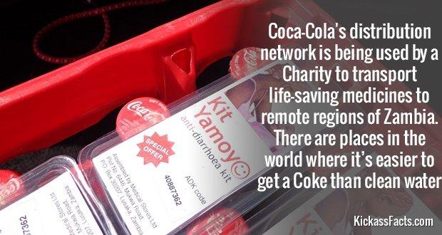 538Coca-Cola Network