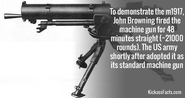 554m1917 Machine Gun