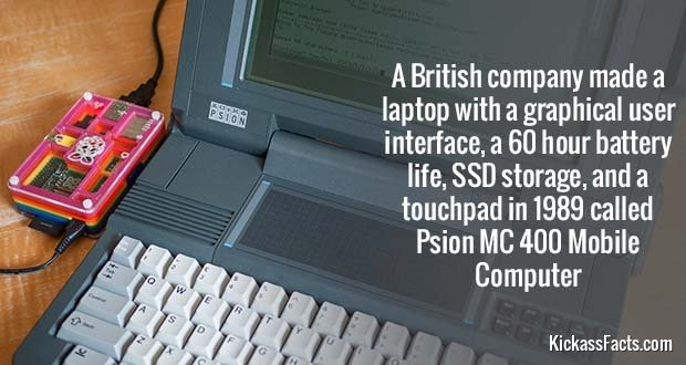 626Psion MC 400 Mobile Computer