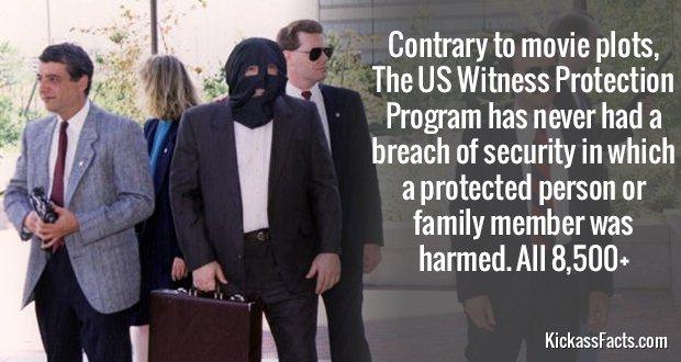 641Witness Protection Program