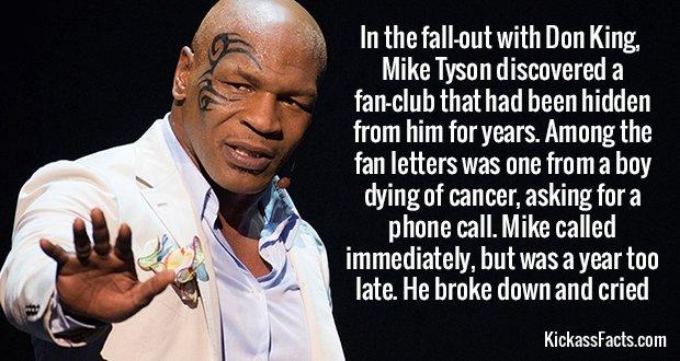 714Mike Tyson