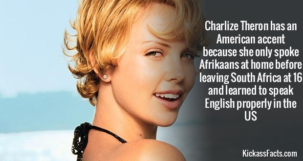 804Charlize Theron