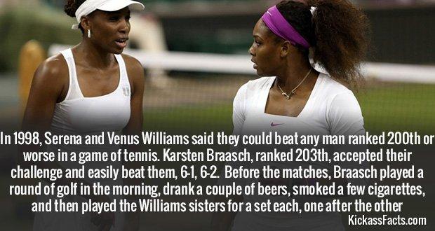 808Serena and Venus Williams