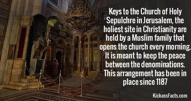 817 Church of the Holy Sepulchre