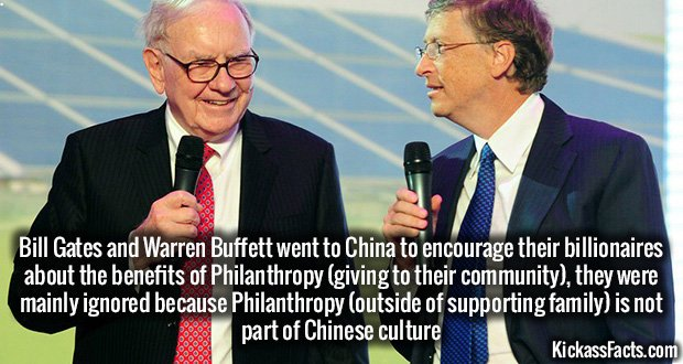 878Bill Gates and Warren Buffett